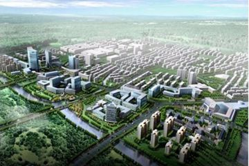 上海嘉定工业区