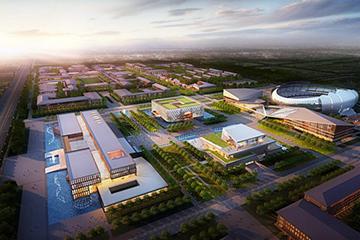 马鞍山慈湖高新技术产业园区