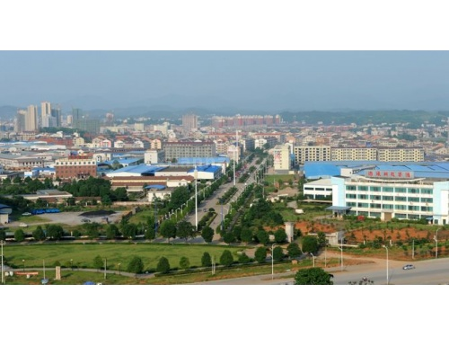 湖南双峰经济开发区