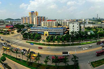 郑州马寨产业集聚区