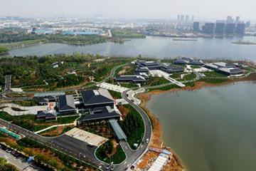 安徽望江县经济开发区