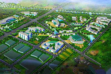 新县产业集聚区