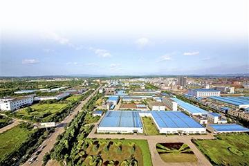 云浮市罗定市双东环保工业园