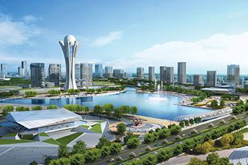 安徽新桥国际产业园