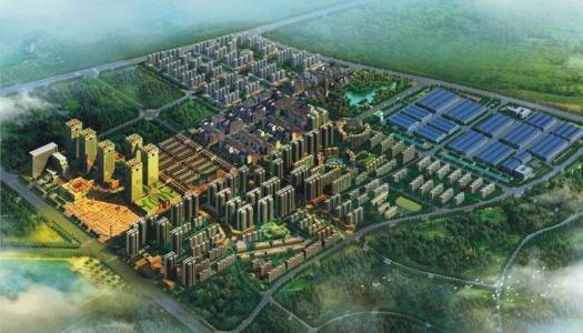 安徽沫河口工业区