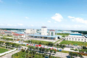 南乐县产业集聚区
