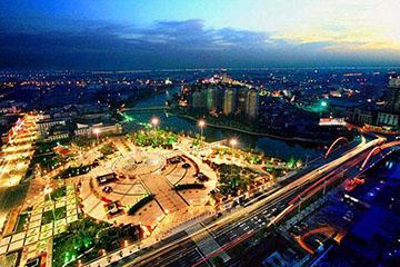 河南平原新区