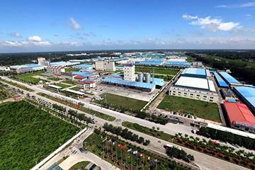 衢州开化工业园区