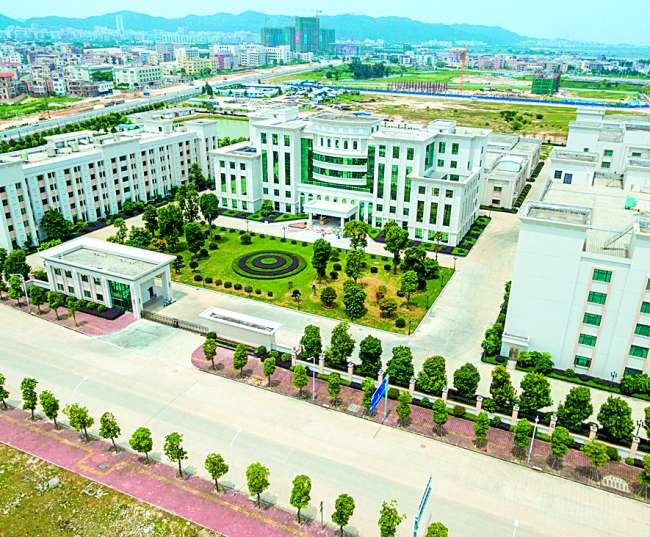萍乡经济技术开发区