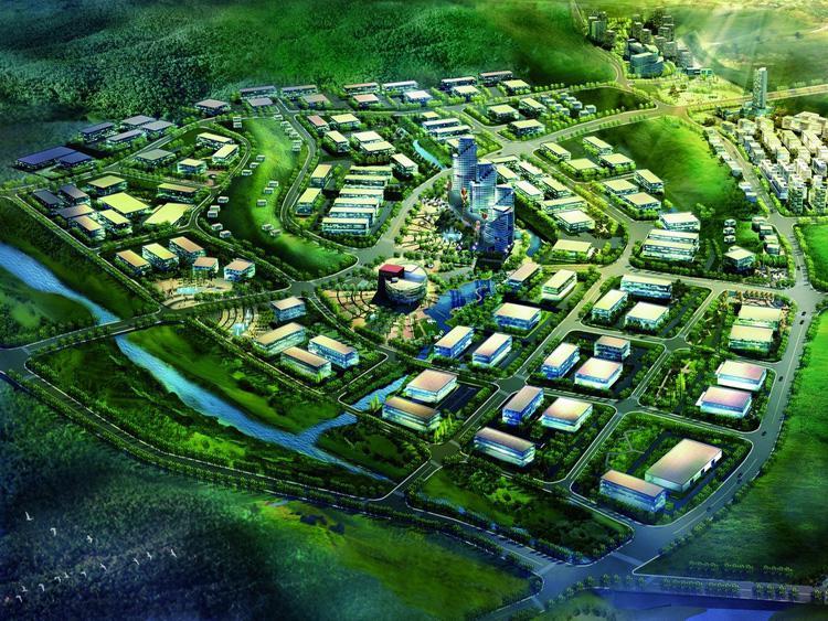 虎头岭工业小区