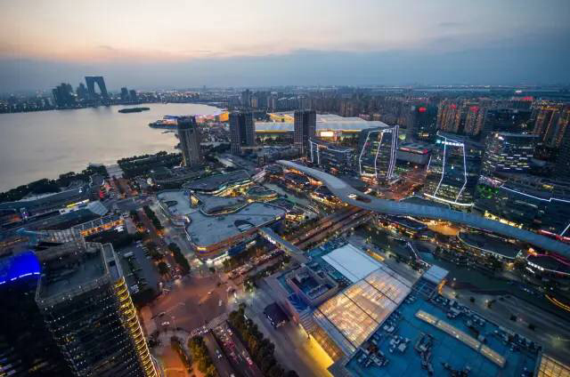 杭州市拱墅区科技工业功能区