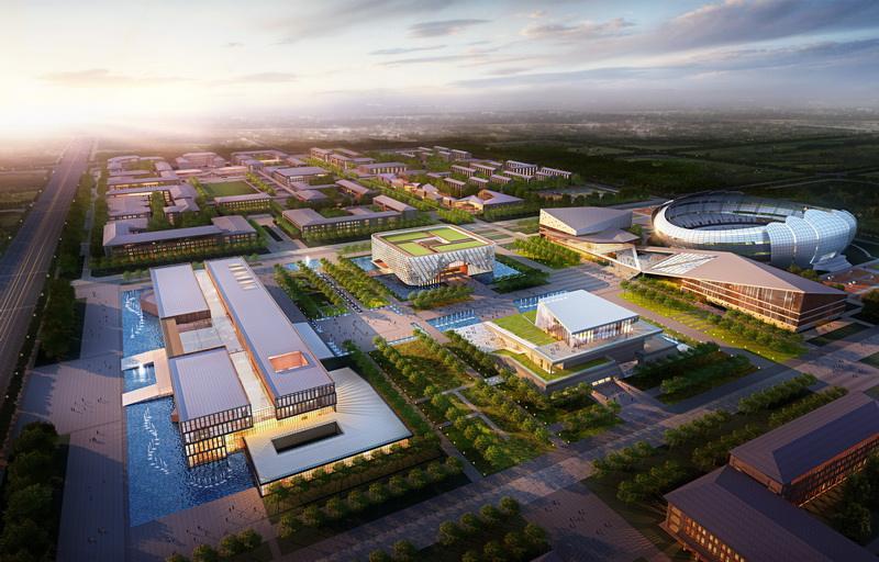 渝水区新兴工业产业园