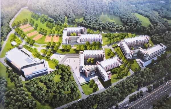 鄱阳湖生态科技城