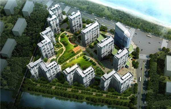 江西九江共青城高新技术产业园区