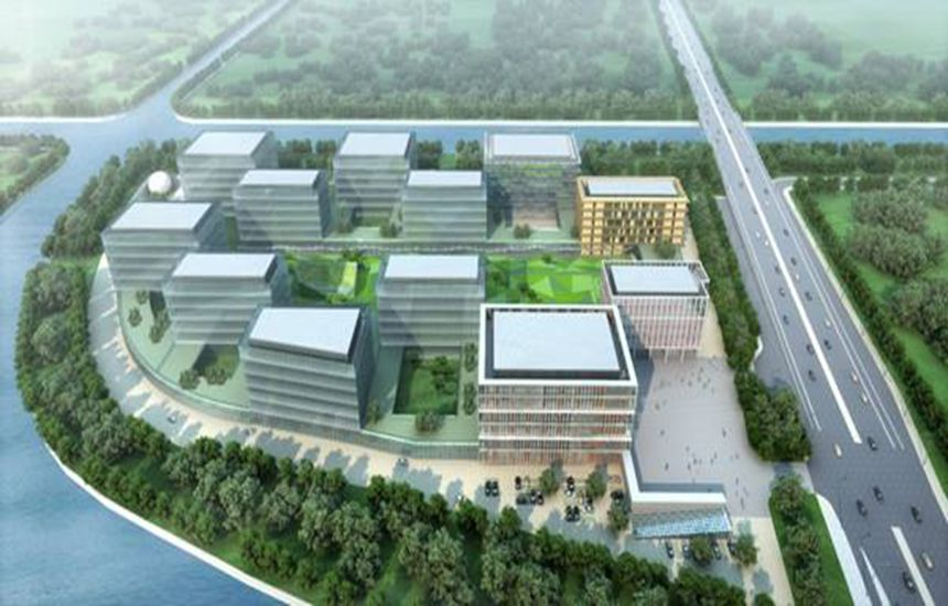 武汉市黄陂前川新城工业园