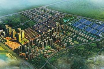 冠县工业园