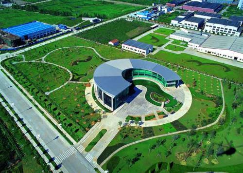 梧州市不锈钢制品产业园区