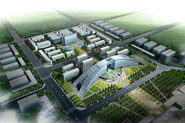 黄河三角洲农业高新技术产业示范区