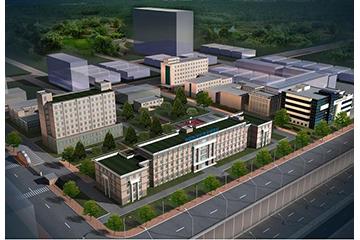 广西平乐县工业集中区