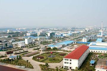 山东临沂郯城高科技电子产业园