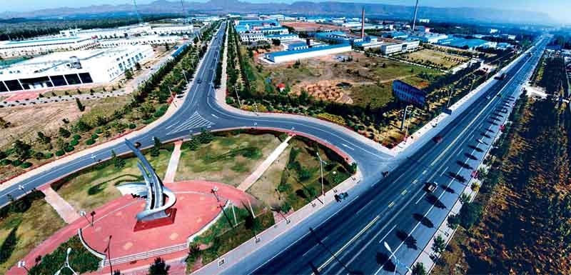 大连长兴岛经济技术开发区