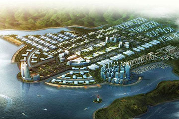 曹妃甸高新技术产业开发区
