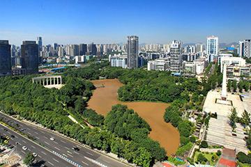 渤海新区石化产业园区