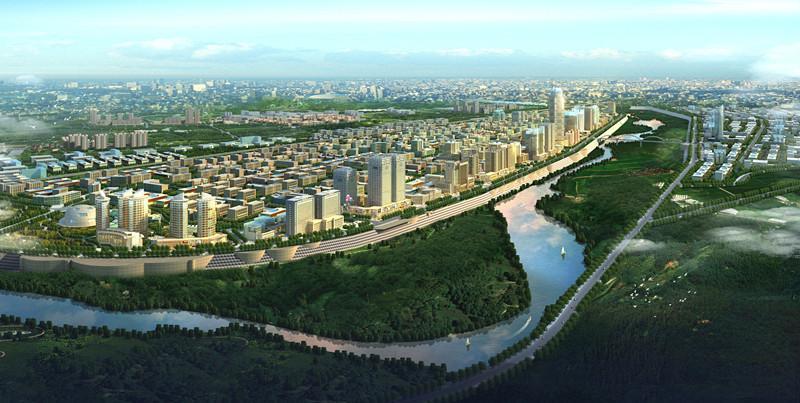 青海东川工业园区