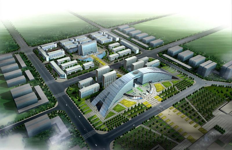 白银刘川工业集中区
