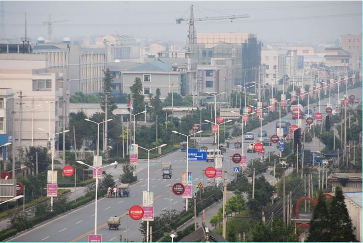 西安国际港务区