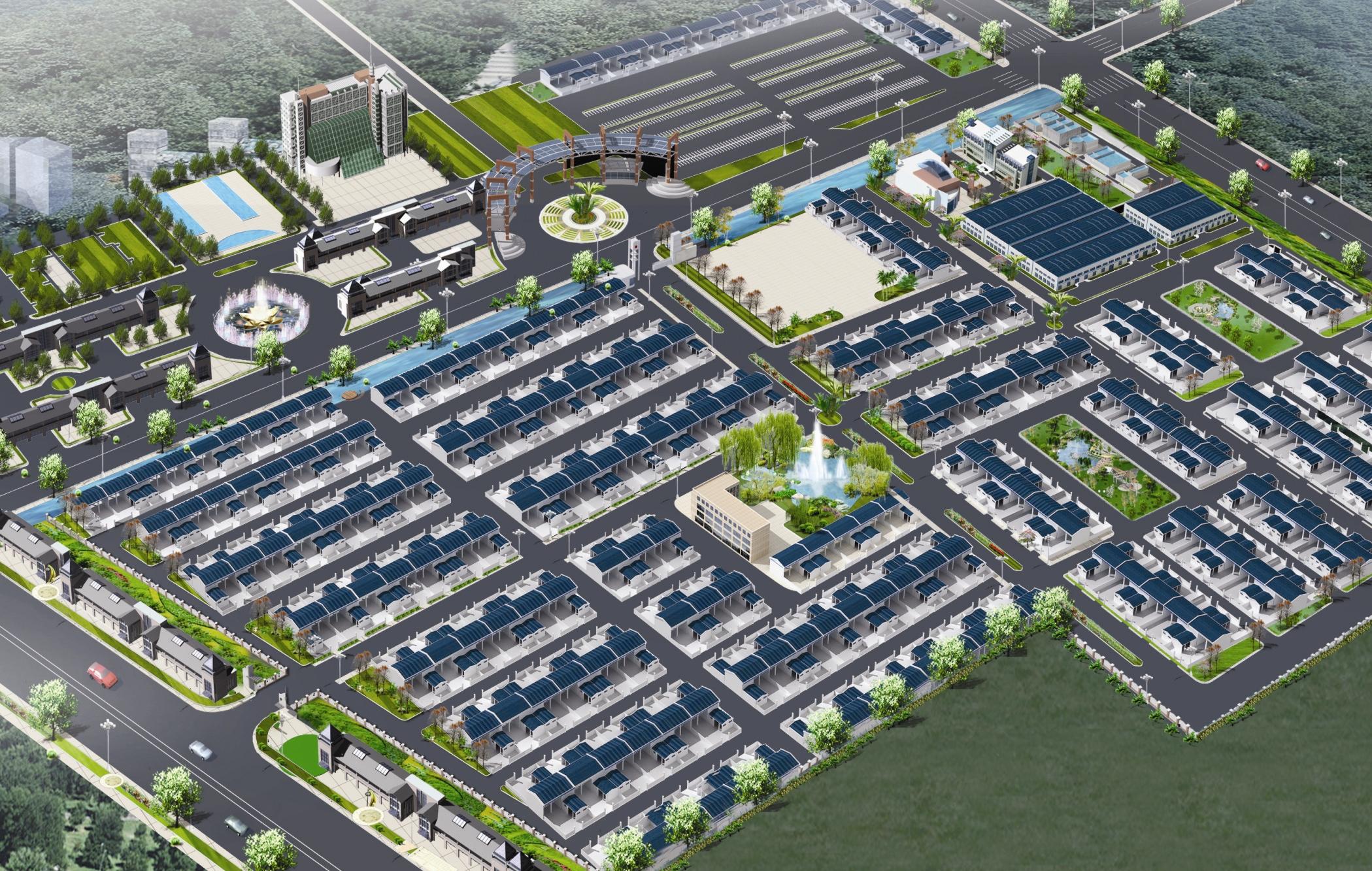 榆林高新技术产业开发区
