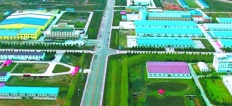 甘肃武威工业园