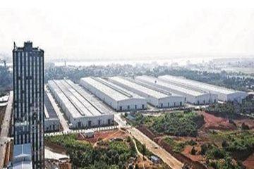 湖南湘阴工业园