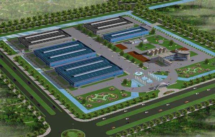 安徽寿县工业园