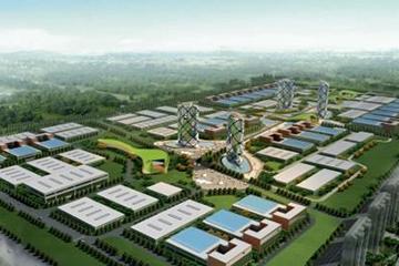 广安经济技术开发区官盛新区