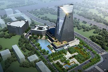 广安市广安区官盛新区临港都市产业园