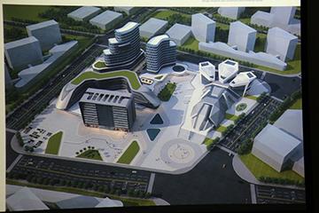 红原县绿色生态产业经济园区