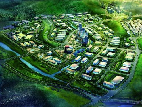 沿滩工业集中区