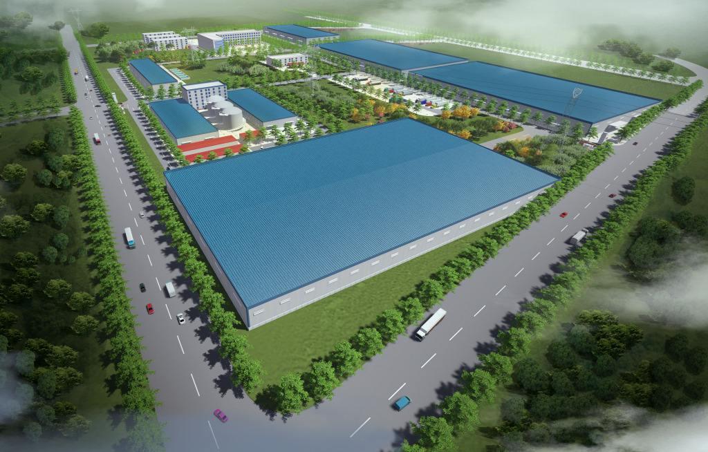 四川西昌钒钛产业园区