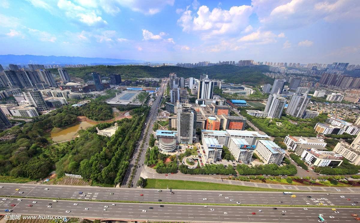 中国(四川)自由贸易试验区天府新区成都直管区