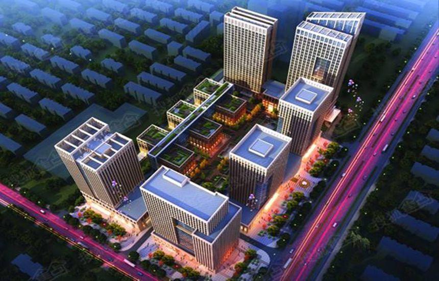 两江新区龙兴工业开发区