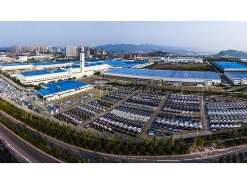 鱼复工业开发区