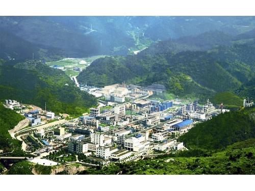 重庆白涛工业园区