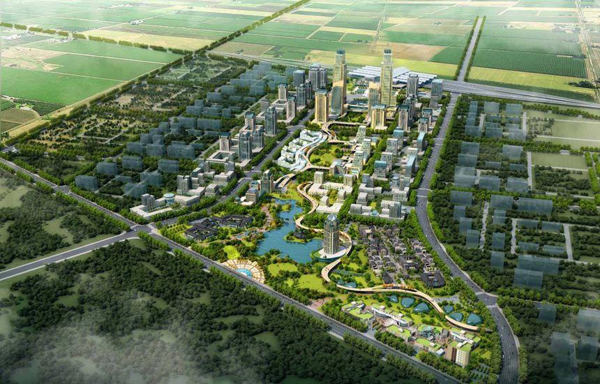 重庆西彭工业园区