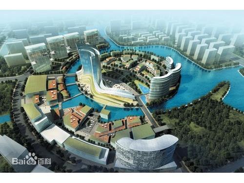 上海青浦出口加工区