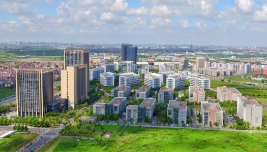上海临港松江科技城