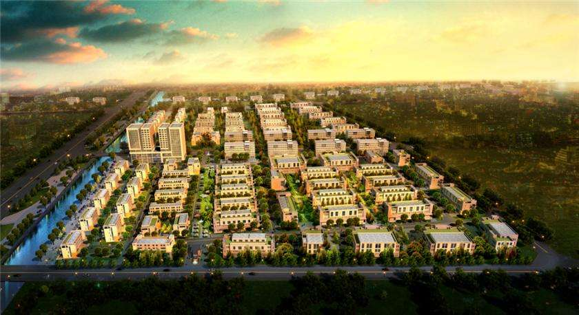 上海松江经济开发区