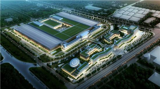 安亭上海国际汽车城