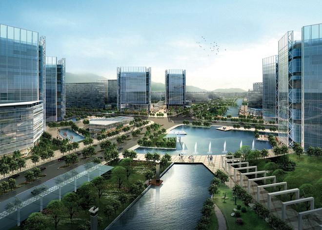 上海嘉定高科技园区