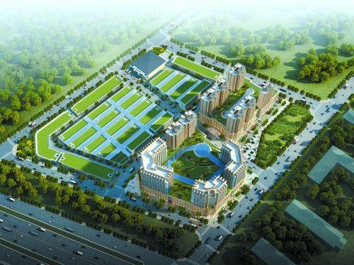上海杭州湾北岸文化创意产业园